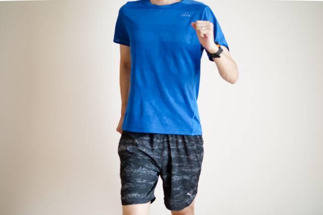 マラソンの基本の服装