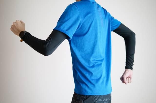 半袖シャツ+アンダーシャツ