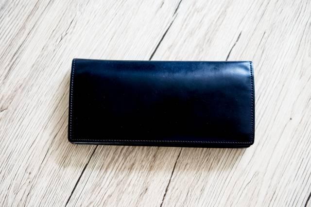キプリス長財布の外側