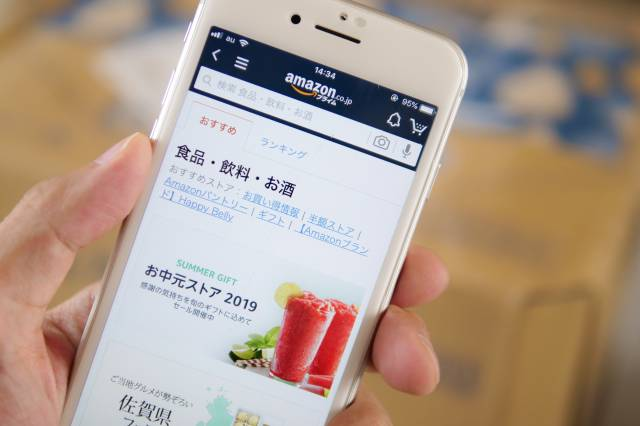 amazonプライムの特典