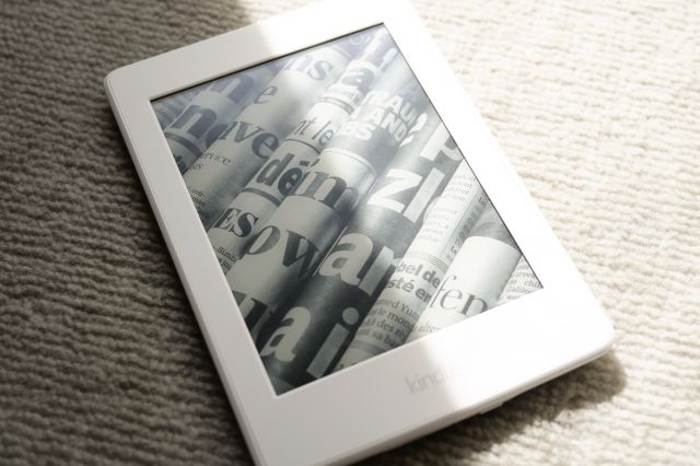 Kindle Papaerwhiteを買った