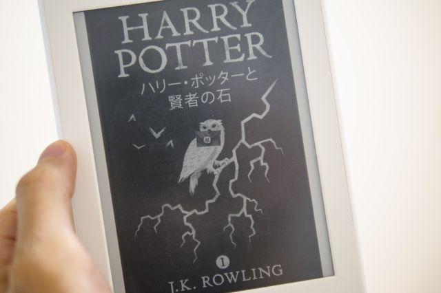 ハリーポッターを読む