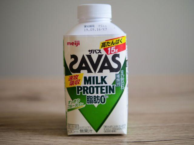ザバス ミルクプロテイン すっきりフルーティー