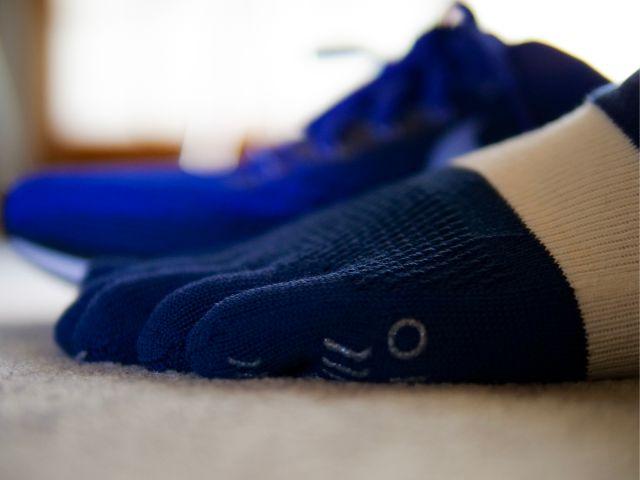 5本指靴下、オススメ