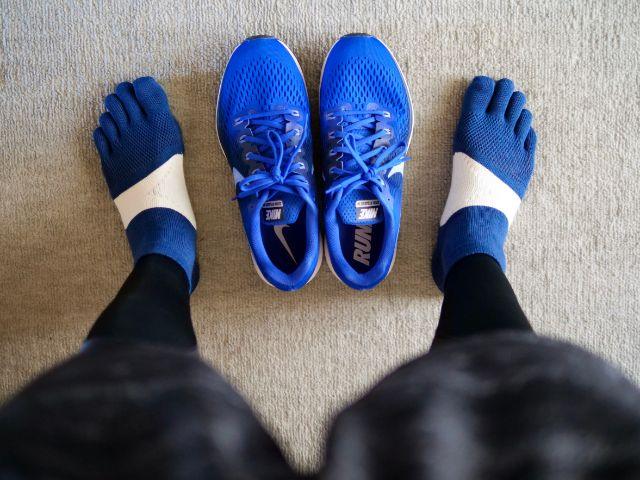 5本指靴下のメリット