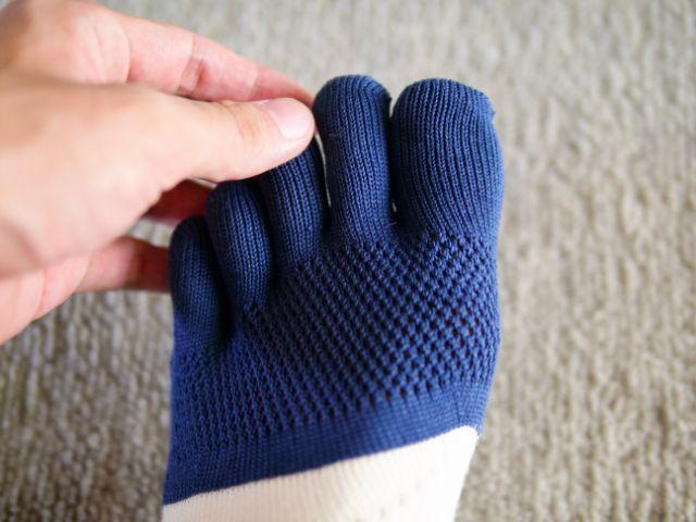 5本指靴下とは
