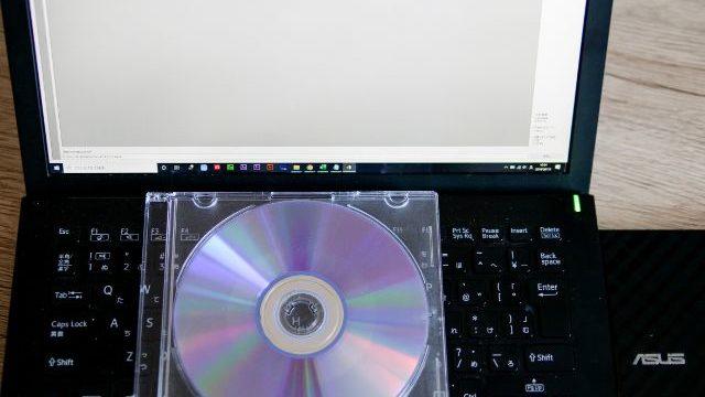 DVDFlickでDVDを焼く