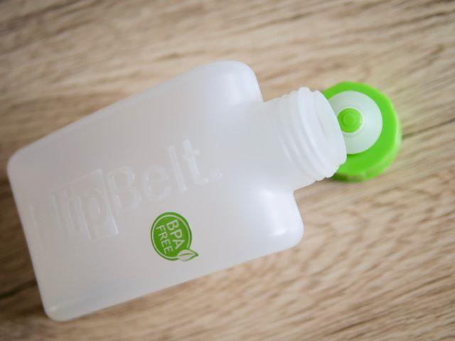 新品のボトル
