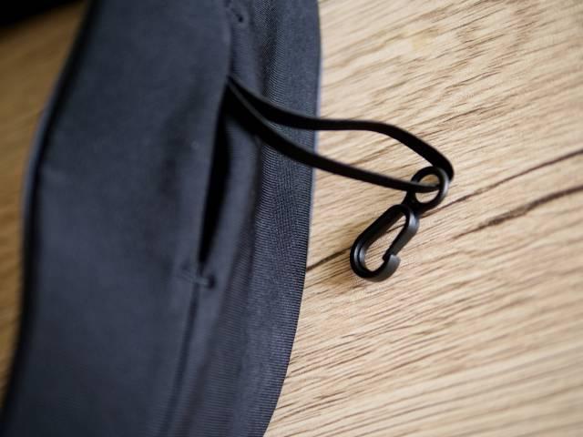 フリップベルトの鍵用フック