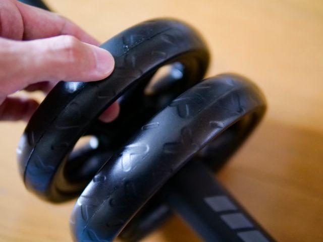 EVA素材のタイヤ