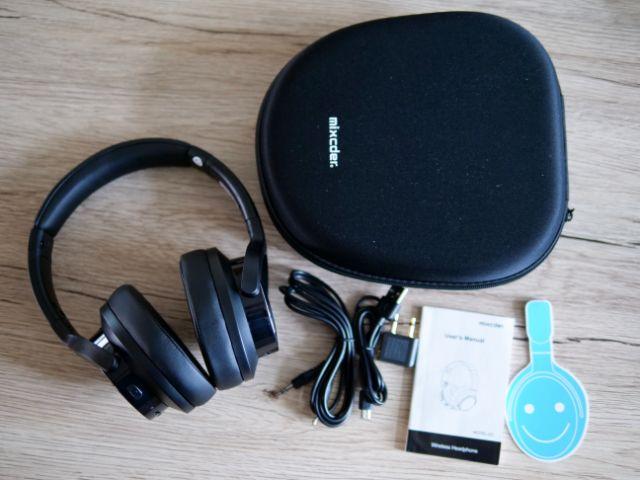 mixcder E9の付属品