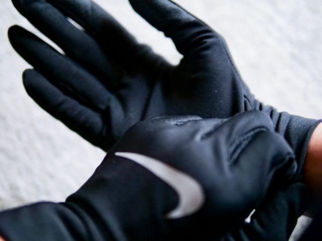ランニング手袋