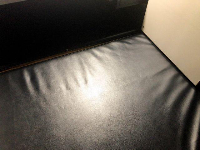 ネットカフェのフラット席