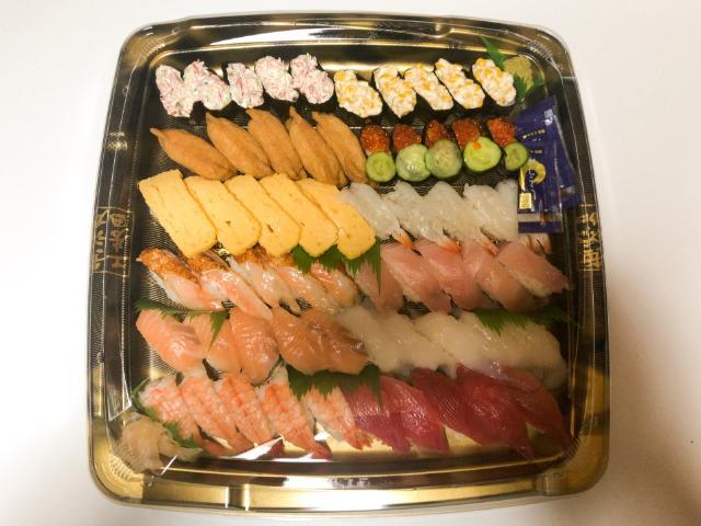 くら寿司のファミリーお得セット