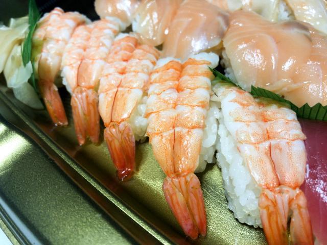 くら寿司のエビ