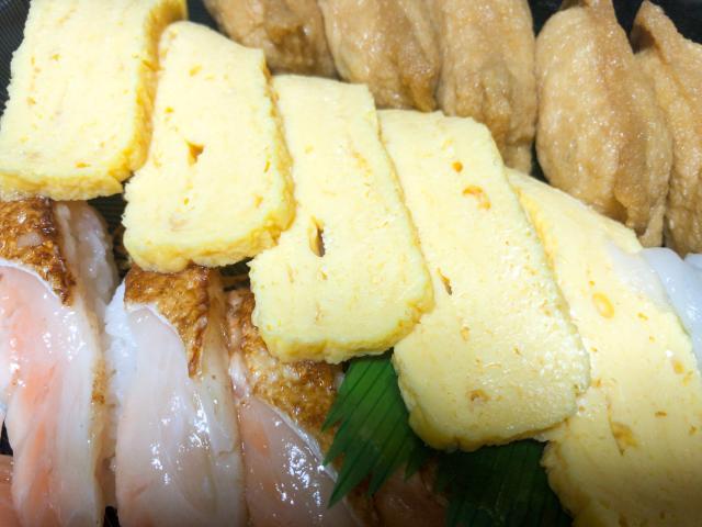 くら寿司のたまご
