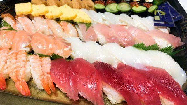 くら寿司持ち帰りセット
