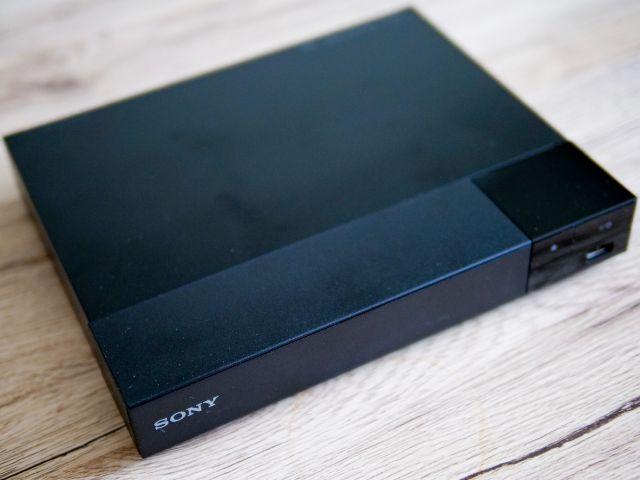 SONY BDP-S1500のデザイン