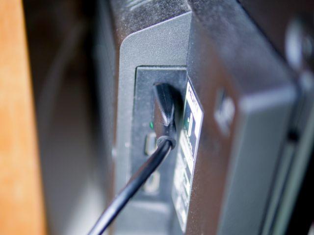 BDP-S1500をテレビに接続する④