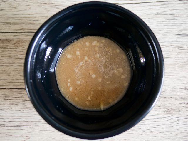 余ったスープ