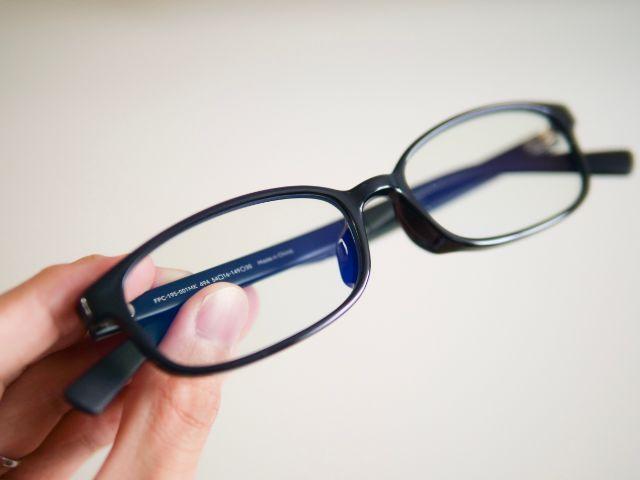オススメのブルーライトカットメガネ