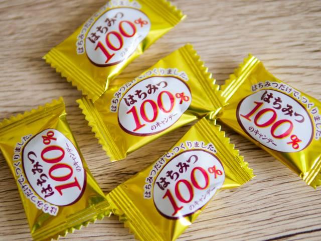 はちみつ100%キャンデー