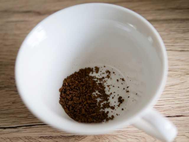 2g未満のインスタントコーヒー