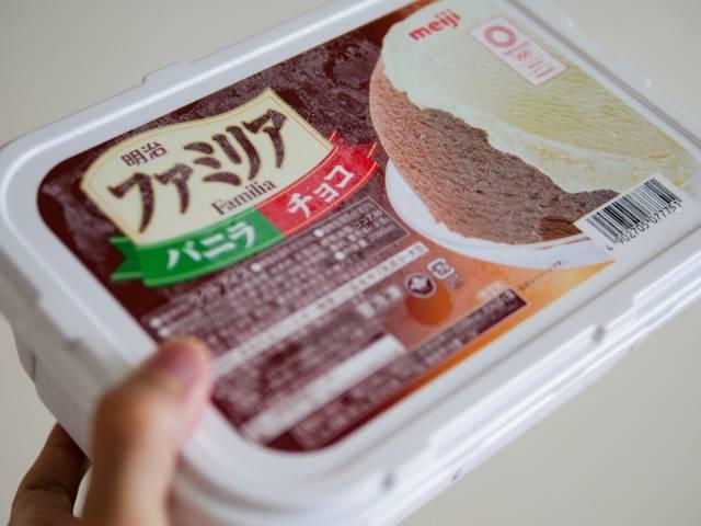 業務スーパーの大容量アイス