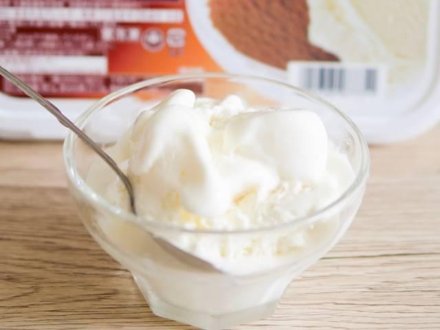 1食分(100g)のアイス