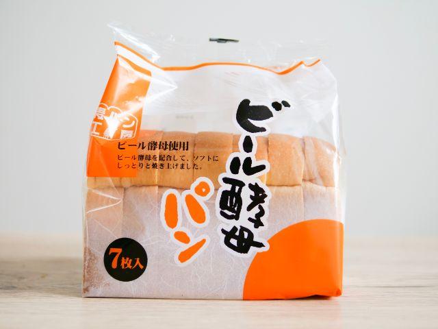 業務スーパーで買ったビール酵母パン