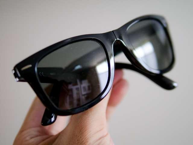 ユニクロで買ったサングラス