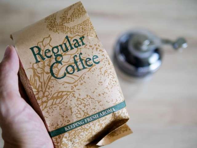 カフェランテで買ったコーヒー豆