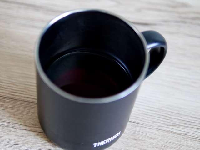 ドリップ抽出したコーヒー