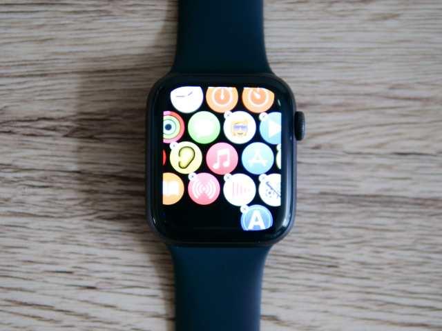 Apple Watch上のアプリを削除する