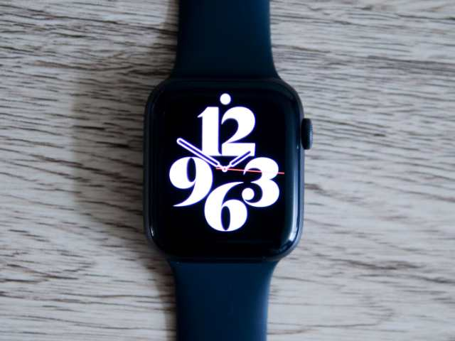 Apple Watchの文字盤