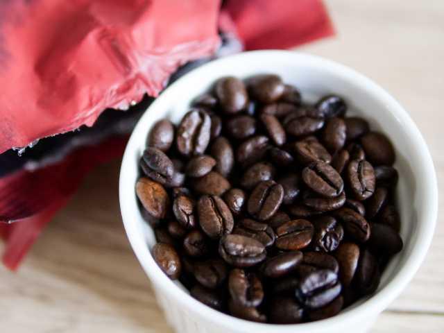 ラグジュアリッチモカブレンドのコーヒー豆