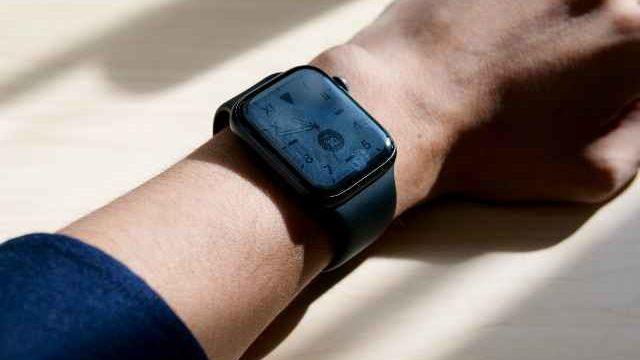 44mmサイズのApple Watch