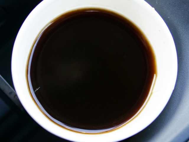 セブンのブラックコーヒー