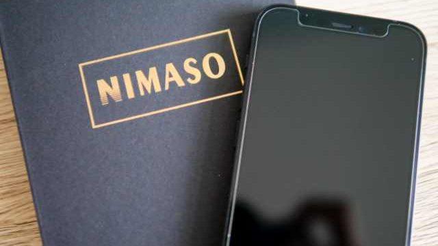 NIMASOのガラスフィルム