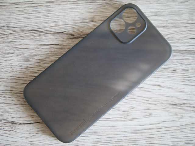 memumiのiPhone 12 mini用超薄型ケース