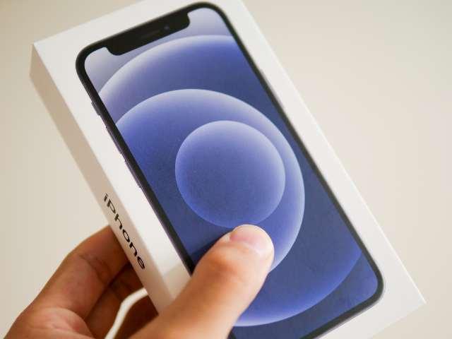 iPhone 8から乗り換えたiPhone 12 mini