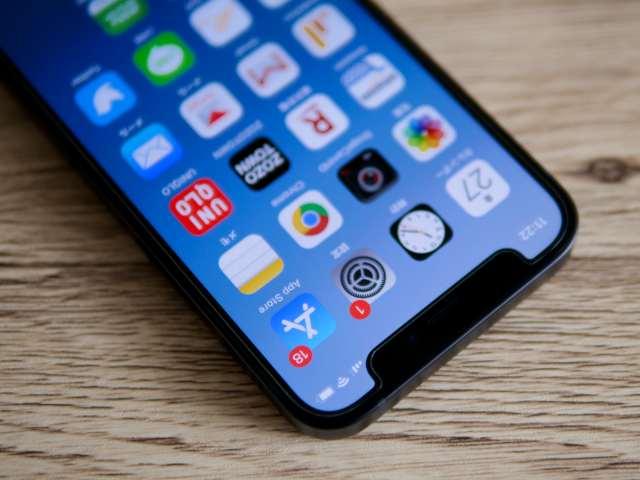 iPhone 12 miniのバッテリー