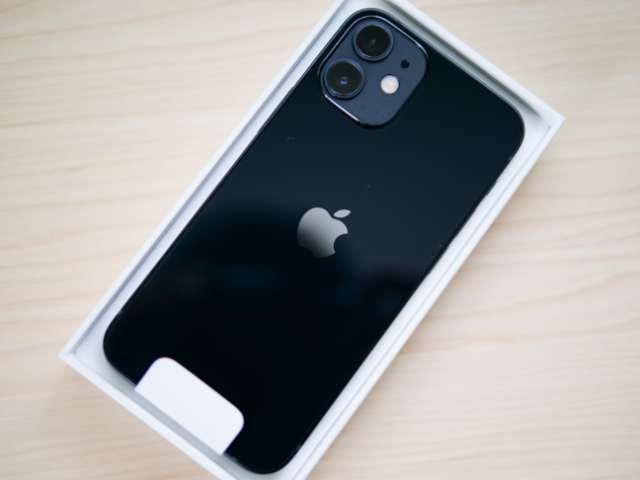 iPhone 12 mini ブラック