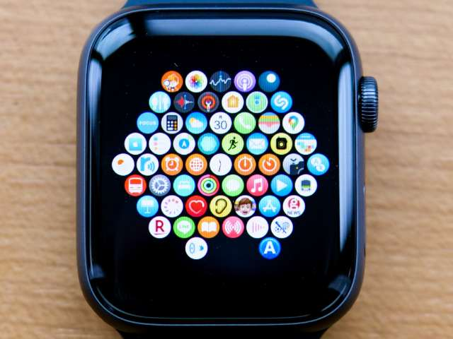Apple Watch SEのRetinaディスプレイ