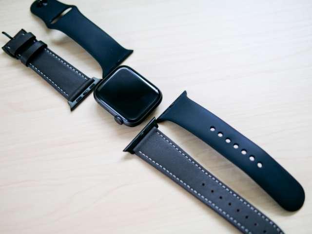 Apple Watch SEのバンド交換