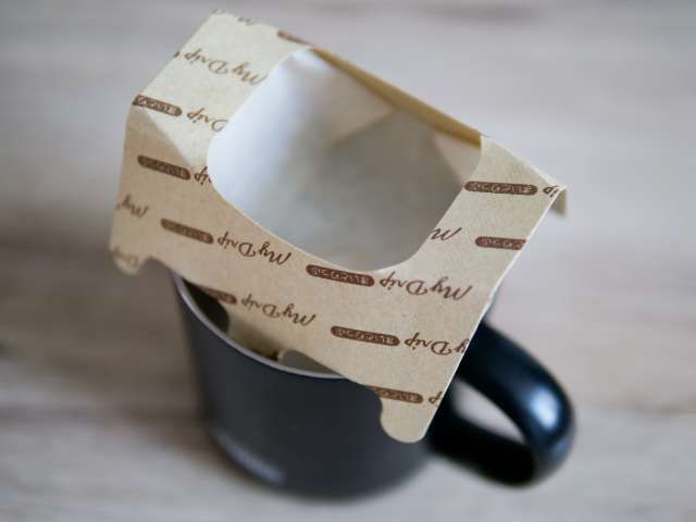 使い捨てコーヒードリッパー