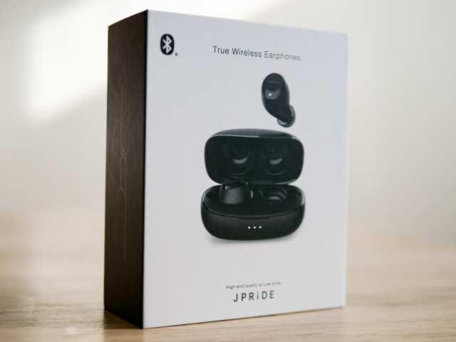 JPRiDE TWS-X外箱