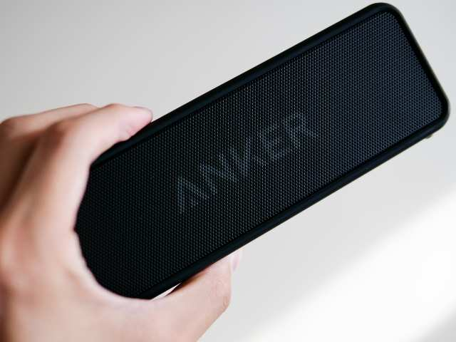 オススメの小型Bluetoothスピーカー