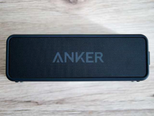 Anker SoundCore 2前面