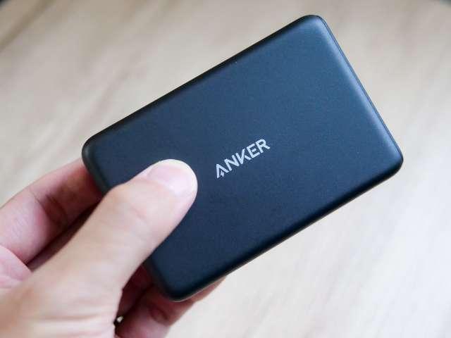 Ankerのカッコイイモバイルバッテリー